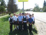 Открытые уроки «Безопасность детей на дорогах»