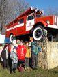 Встреча с пожарными-спасателями