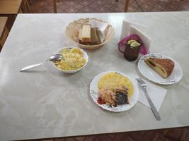 Родительская общественность дегустировала блюда нашей школьной столовой