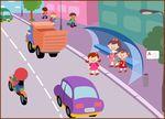Памятка по  предупреждению  детского дорожно-транспортного травматизма