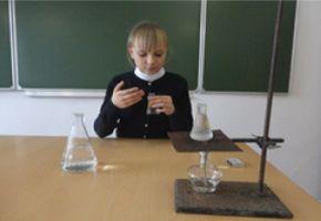 Экспериментальные исследования на уроках